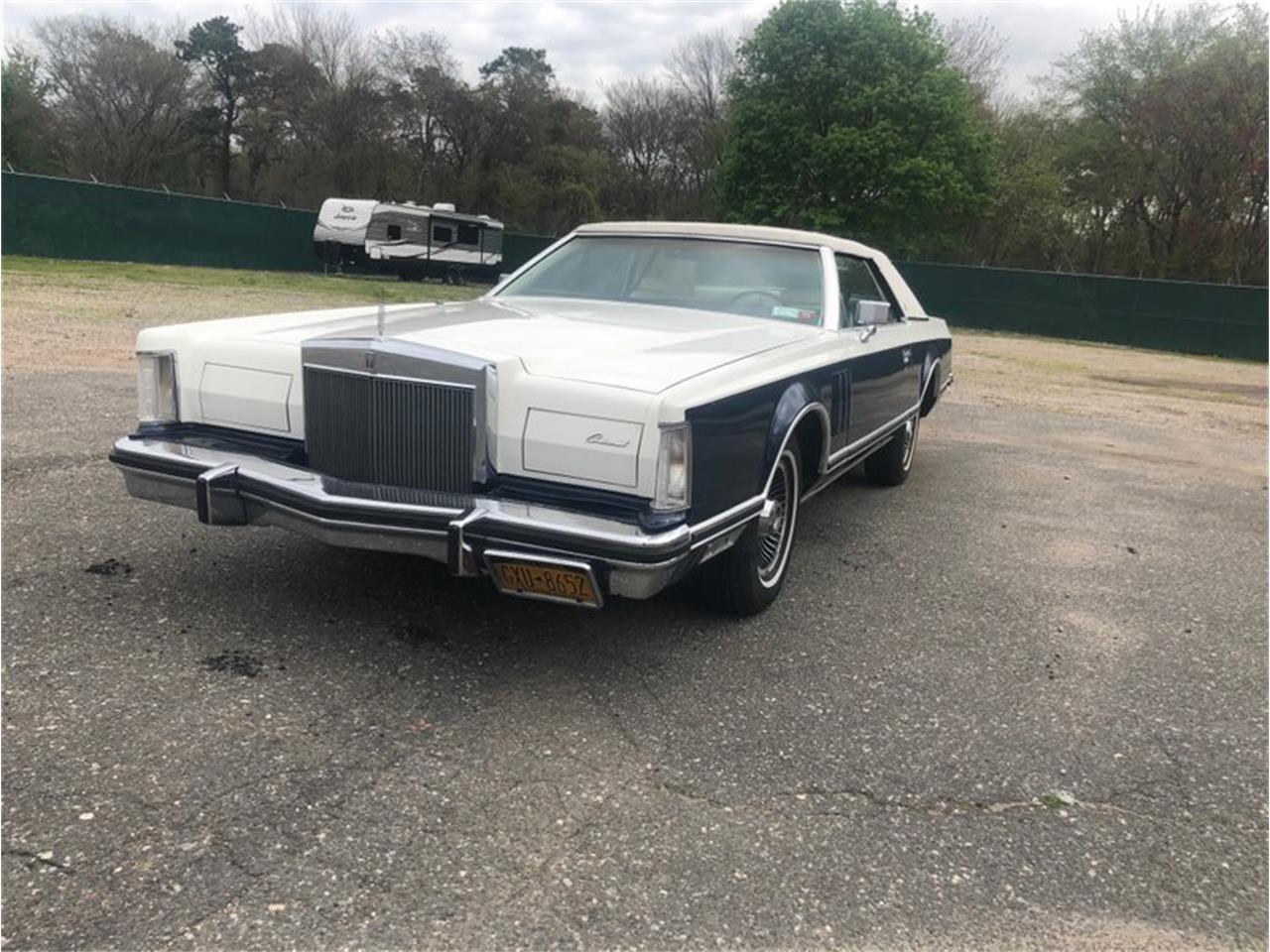 1979 Lincoln Mark V (CC-1215555) for sale in West Babylon, New York