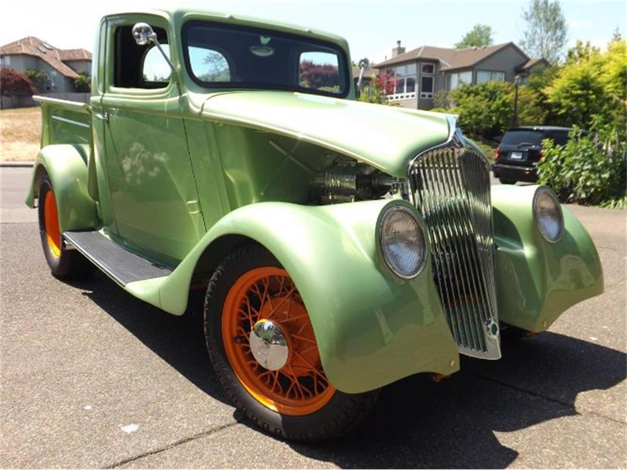 1934 Willys Pickup (CC-1215569) for sale in Cadillac, Michigan