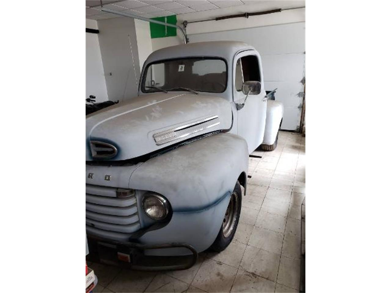 1949 Ford F100 (CC-1215574) for sale in Cadillac, Michigan