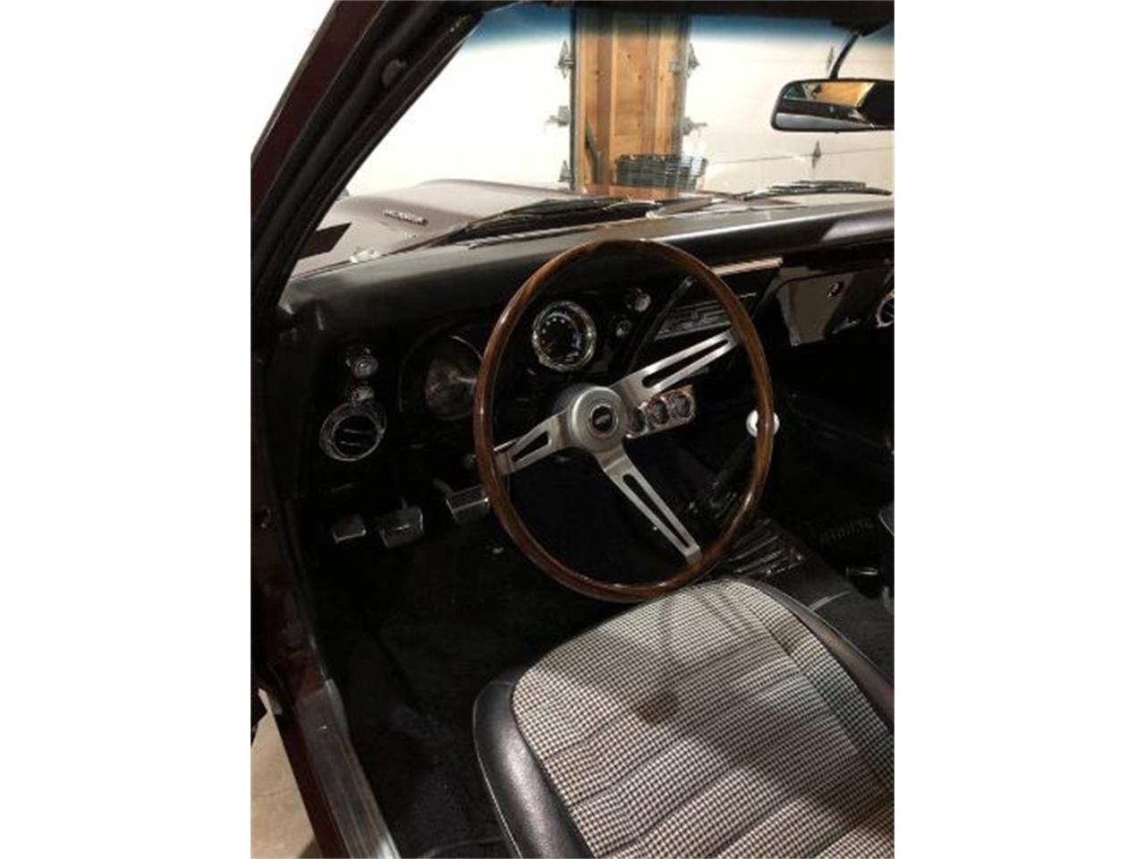 1968 Chevrolet Camaro (CC-1215582) for sale in Cadillac, Michigan