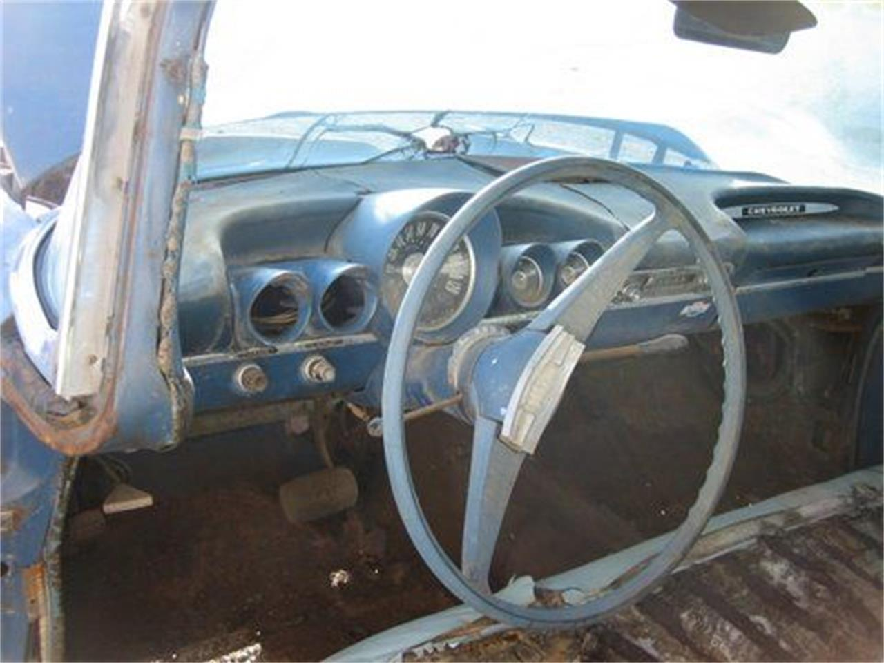 1959 Chevrolet El Camino (CC-1215596) for sale in Cadillac, Michigan