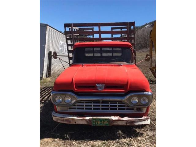 1960 Ford F350 (CC-1215598) for sale in Cadillac, Michigan