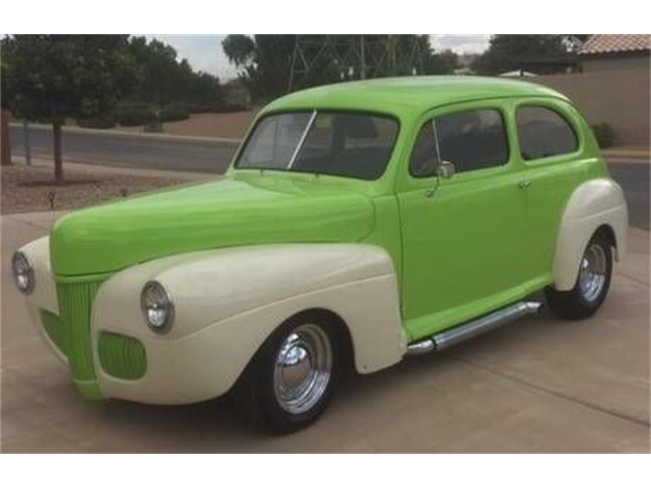 1941 Ford Sedan (CC-1215602) for sale in Cadillac, Michigan