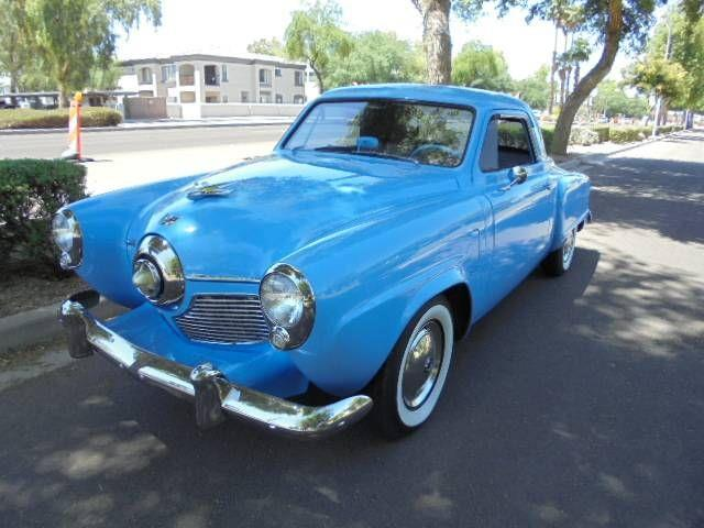 1951 Studebaker Coupe (CC-1215606) for sale in Cadillac, Michigan