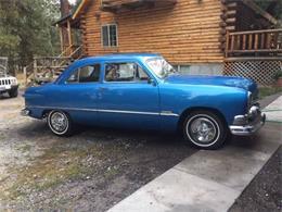 1951 Ford Custom (CC-1215609) for sale in Cadillac, Michigan