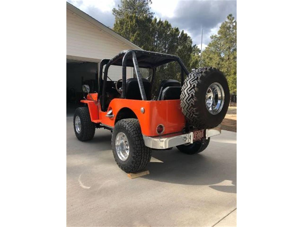 1952 Willys Jeep (CC-1215614) for sale in Cadillac, Michigan