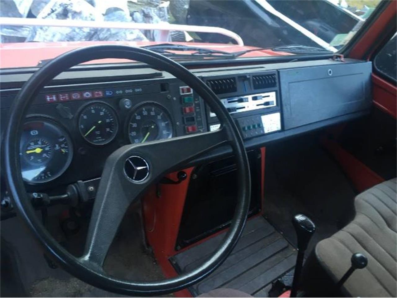 1987 Mercedes-Benz Unimog (CC-1215615) for sale in Cadillac, Michigan