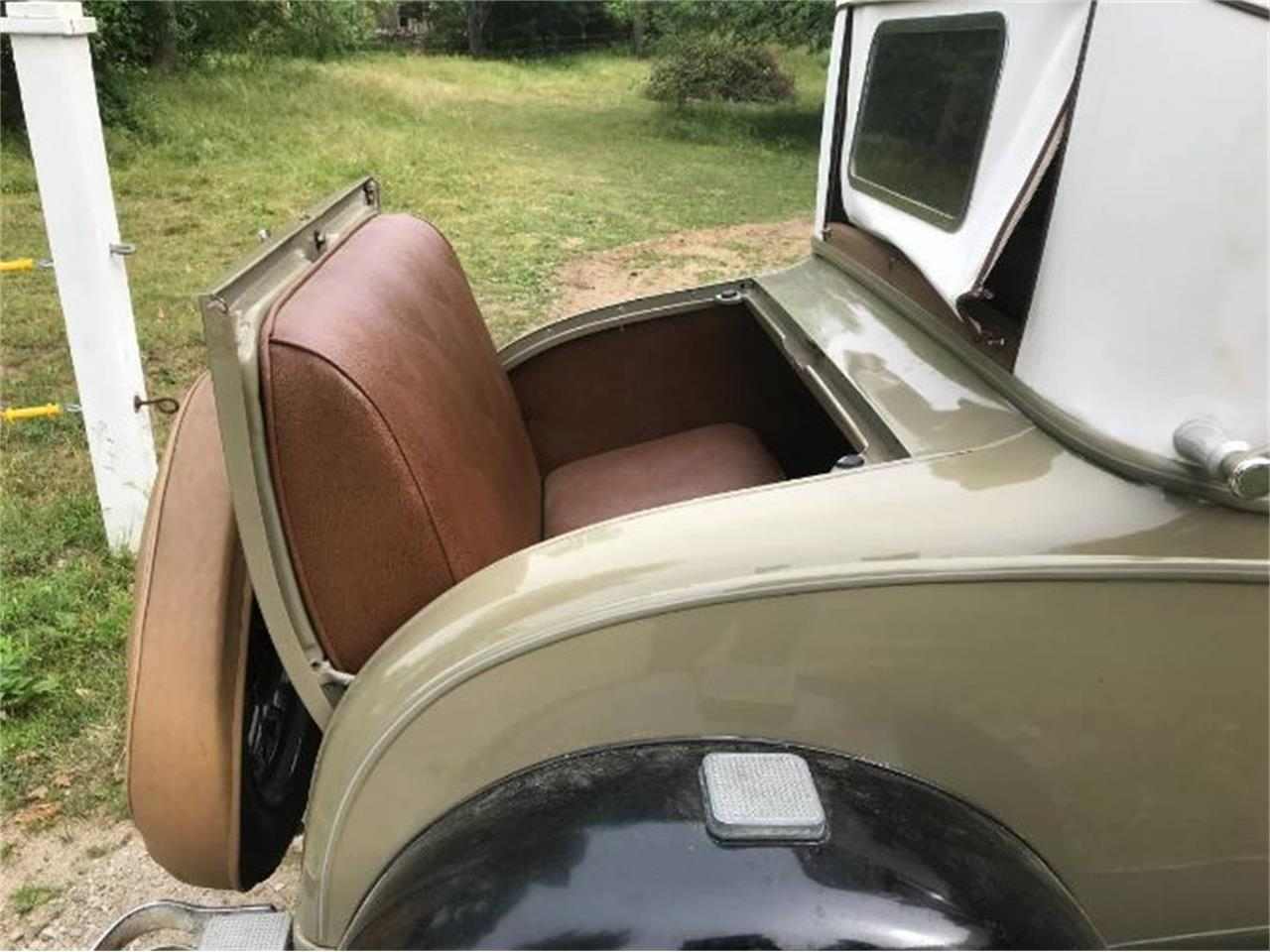 1928 Ford Model A (CC-1215617) for sale in Cadillac, Michigan