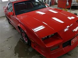1991 Chevrolet Camaro (CC-1215674) for sale in Spirit Lake, Iowa