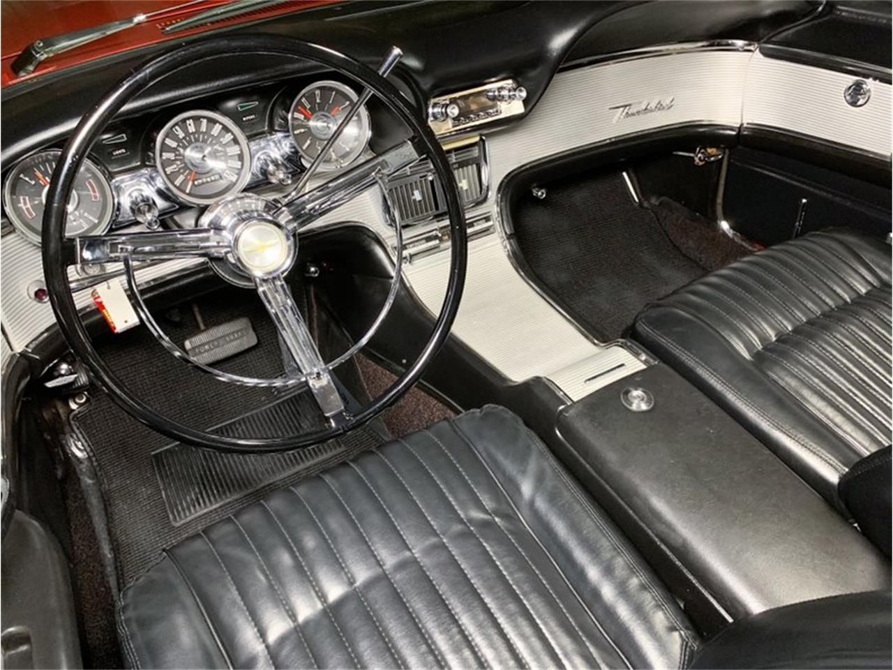 1962 Ford Thunderbird (CC-1210568) for sale in Rockville, Maryland