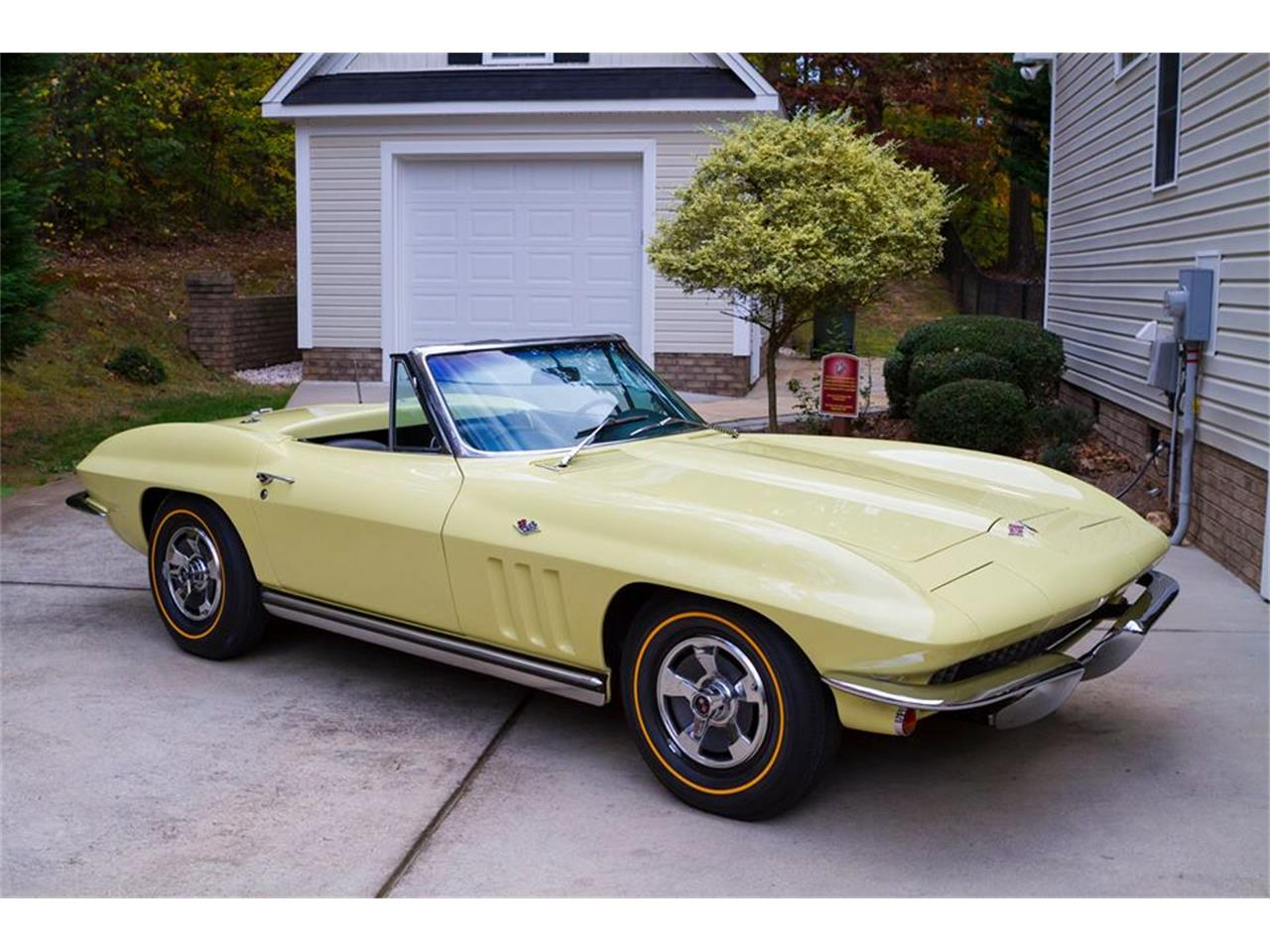 1965 Chevrolet Corvette (CC-1215690) for sale in York, South Carolina