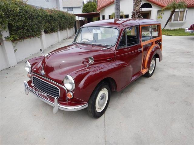 1967 Morris Minor (CC-1215697) for sale in Stratford, Connecticut