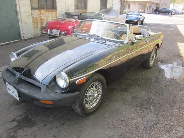 1979 MG MGB (CC-1215698) for sale in Stratford, Connecticut