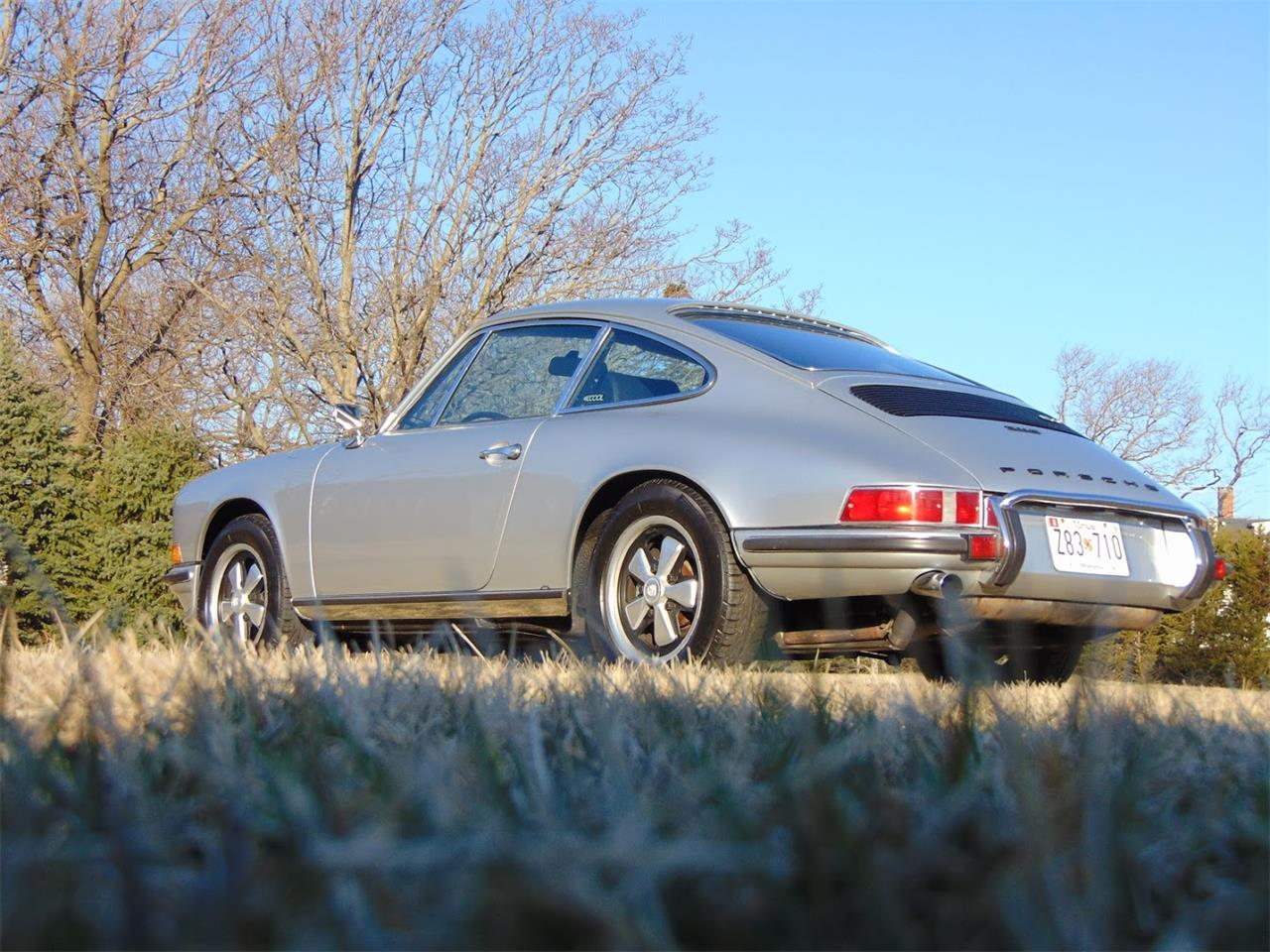 1972 Porsche 911S (CC-1215744) for sale in Neptune, New Jersey