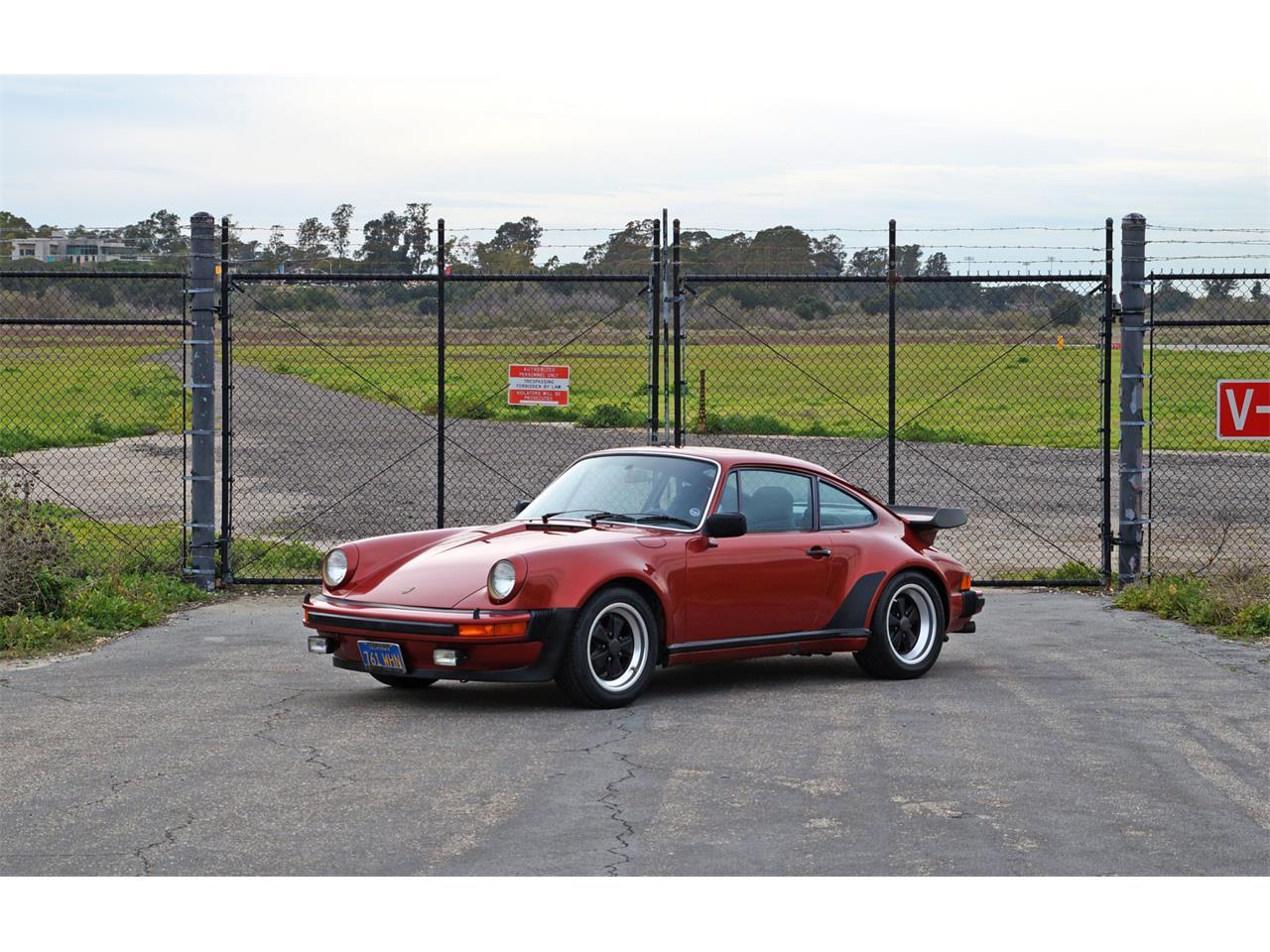 1978 Porsche 930 Turbo (CC-1215854) for sale in Santa Barbara, California