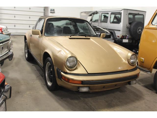 1980 Porsche 911 (CC-1215900) for sale in Cleveland, Ohio