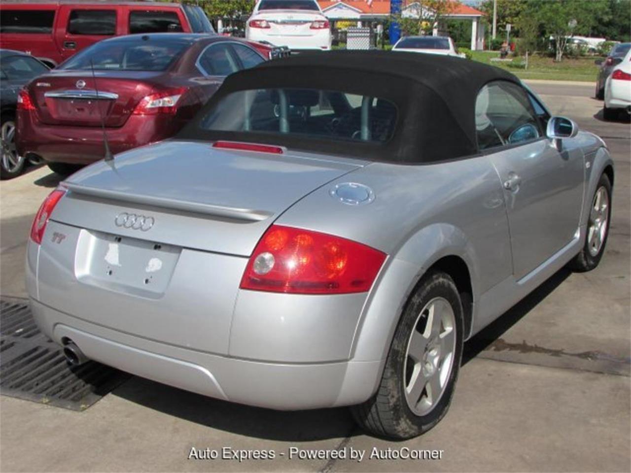 2002 Audi TT (CC-1215911) for sale in Orlando, Florida