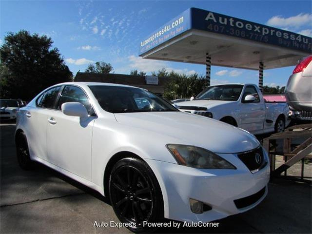 2007 Lexus IS250 (CC-1215916) for sale in Orlando, Florida