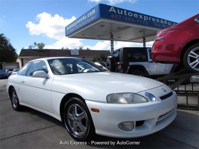 1997 Lexus SC400 (CC-1215920) for sale in Orlando, Florida