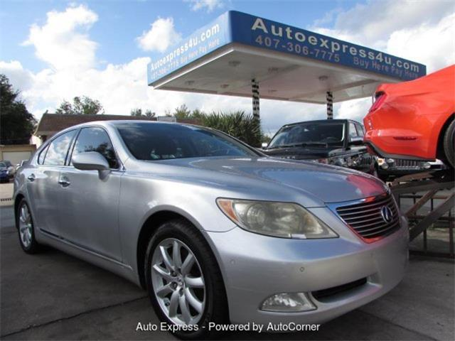2008 Lexus LS460 (CC-1215921) for sale in Orlando, Florida