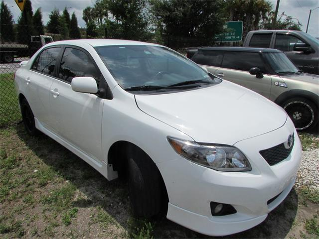 2009 Toyota Corolla (CC-1215938) for sale in Orlando, Florida