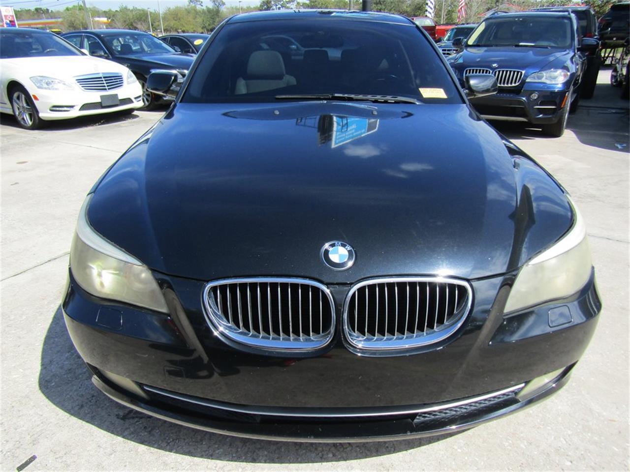 2010 BMW 5 Series (CC-1215971) for sale in Orlando, Florida