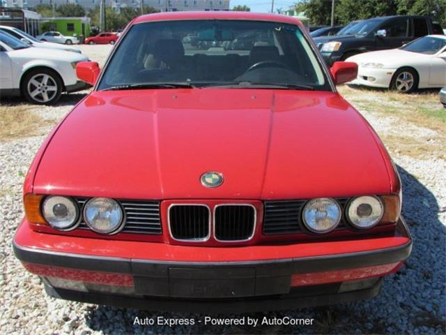 1989 BMW 5 Series (CC-1215972) for sale in Orlando, Florida