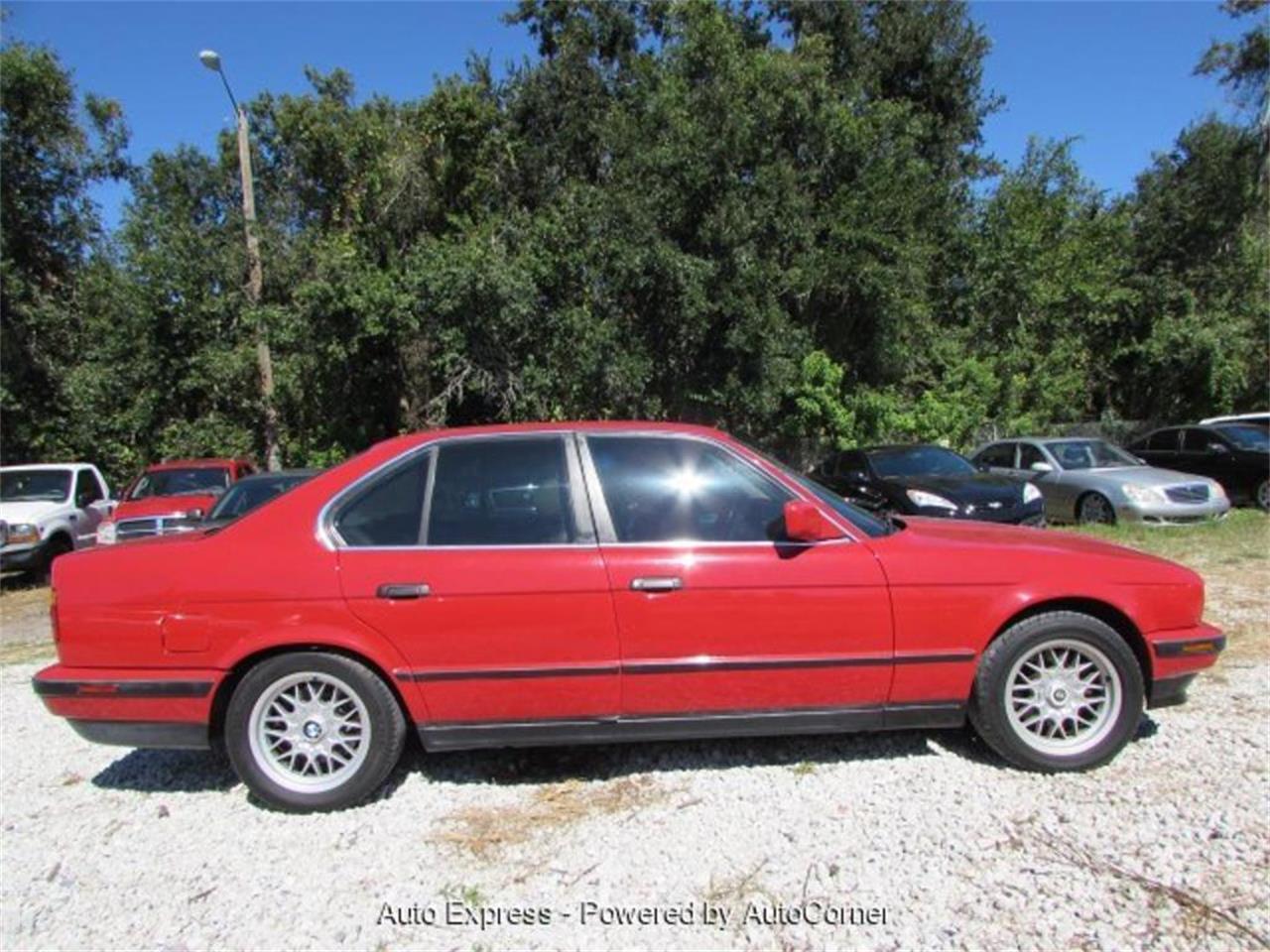 1989 BMW 5 Series (CC-1215972) for sale in Orlando, Florida