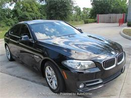 2015 BMW 5 Series (CC-1216022) for sale in Orlando, Florida
