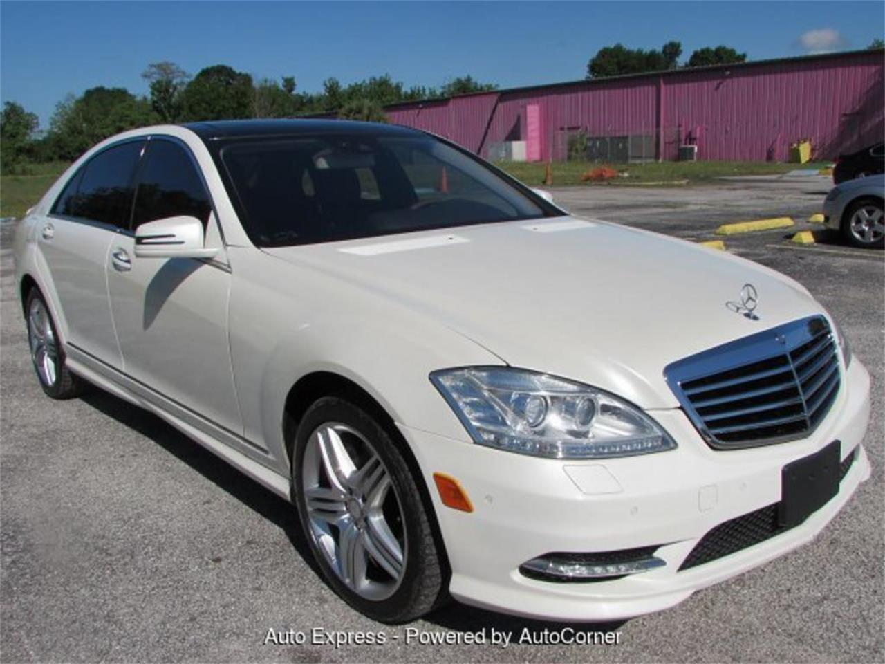 2013 Mercedes-Benz S-Class (CC-1216024) for sale in Orlando, Florida