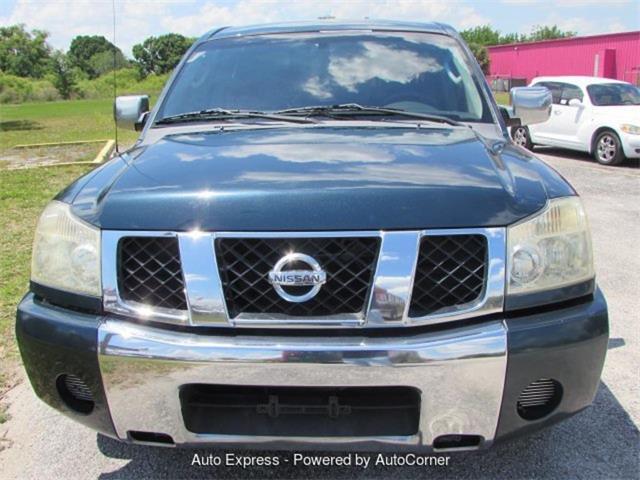2006 Nissan Titan (CC-1216029) for sale in Orlando, Florida