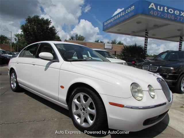 2006 Jaguar S-Type (CC-1216076) for sale in Orlando, Florida