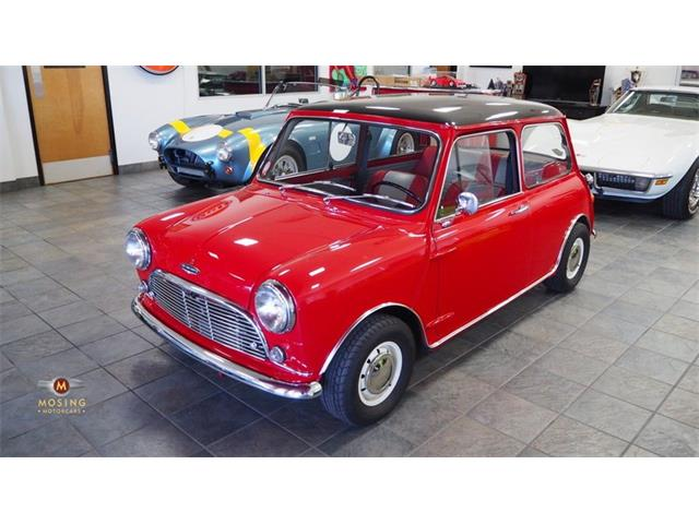 1966 Austin Mini Cooper S (CC-1216106) for sale in Austin, Texas