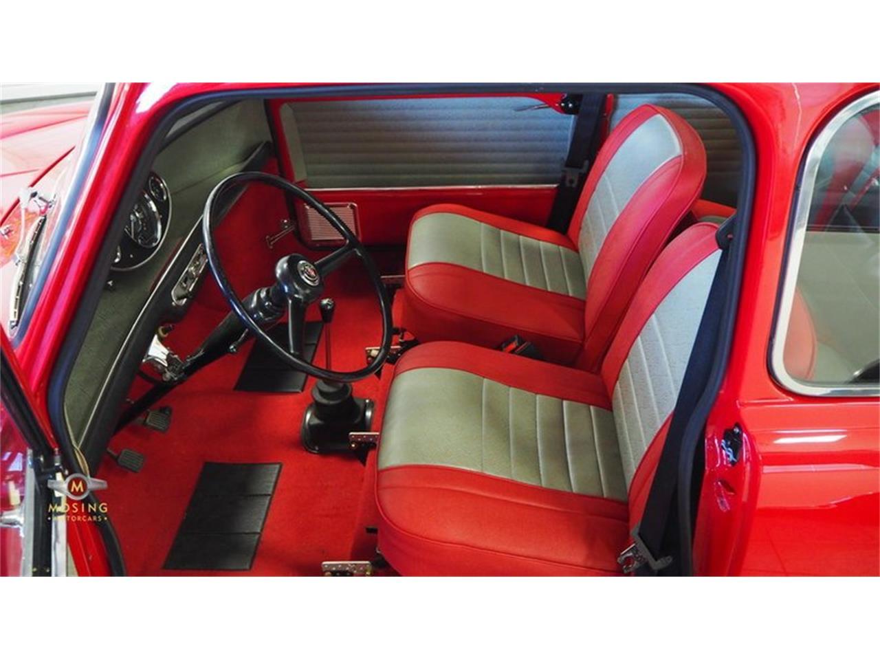 1966 Austin Mini Cooper S (CC-1216106) for sale in Austin, Texas