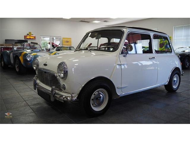 1967 Austin Mini Cooper S (CC-1216108) for sale in Austin, Texas
