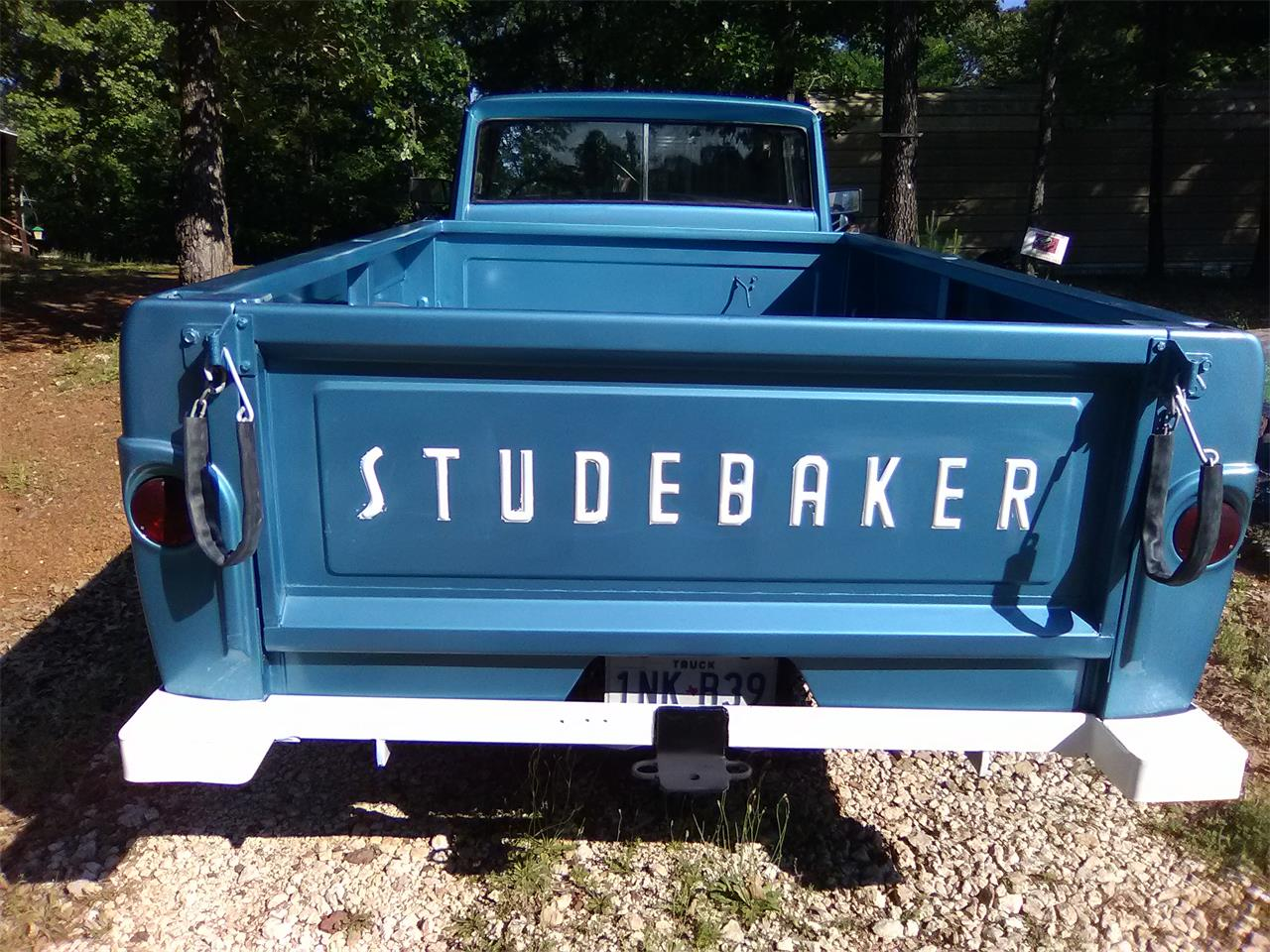 1963 Studebaker Pickup (CC-1216123) for sale in Rusk, Texas
