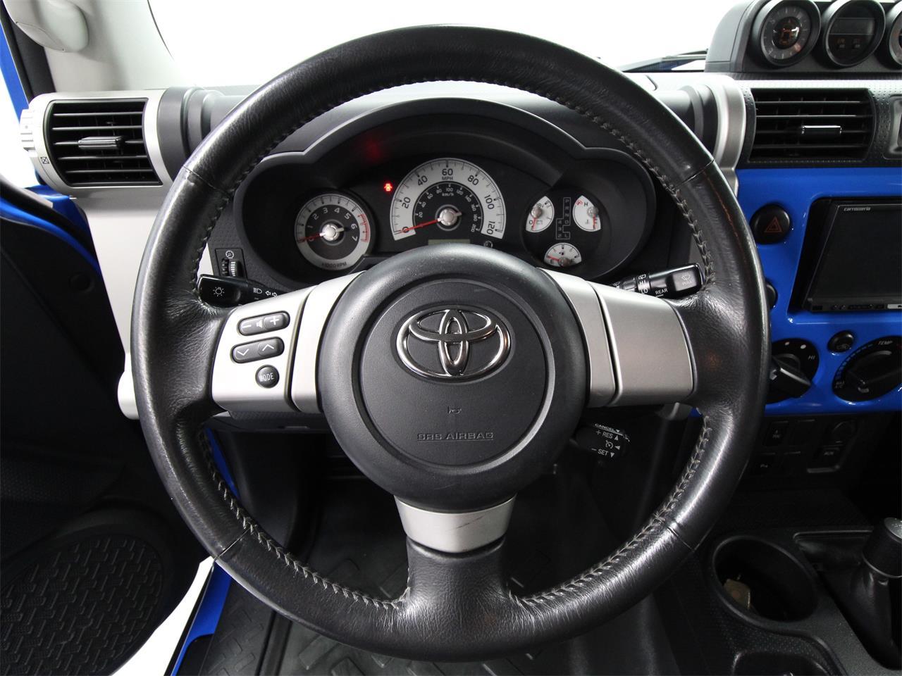 2007 Toyota FJ Cruiser (CC-1216195) for sale in Christiansburg, Virginia