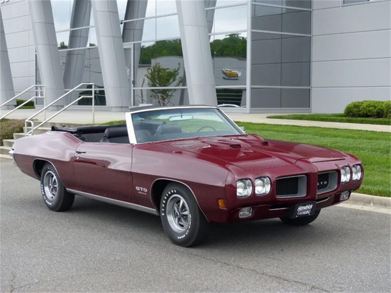 1970 Pontiac GTO (CC-1216275) for sale in Charlotte, North Carolina