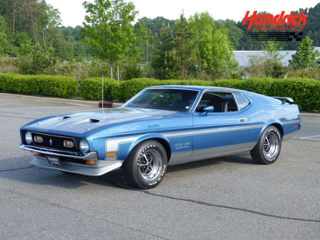 1971 Ford Mustang (CC-1216277) for sale in Charlotte, North Carolina
