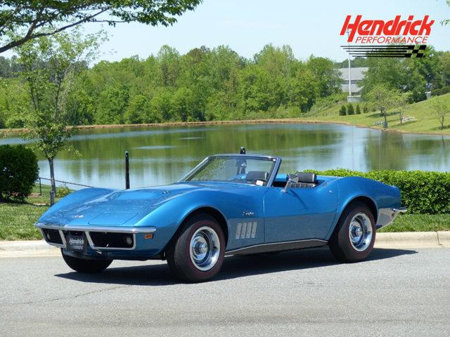 1969 Chevrolet Corvette (CC-1216280) for sale in Charlotte, North Carolina