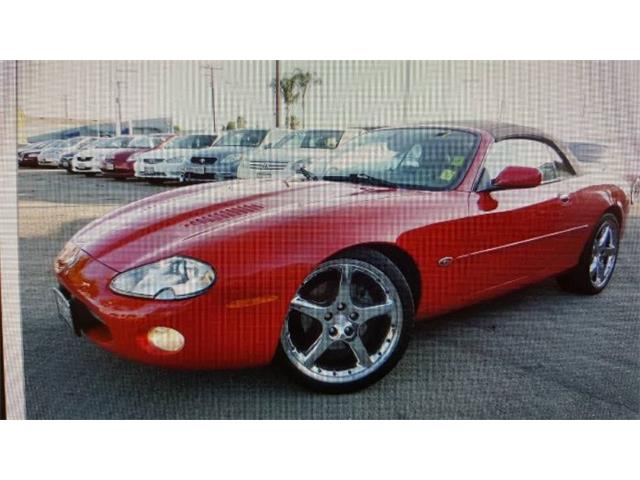 2001 Jaguar XKR (CC-1216285) for sale in Cadillac, Michigan