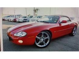 2001 Jaguar XKR (CC-1216285) for sale in Cadillac, Michigan