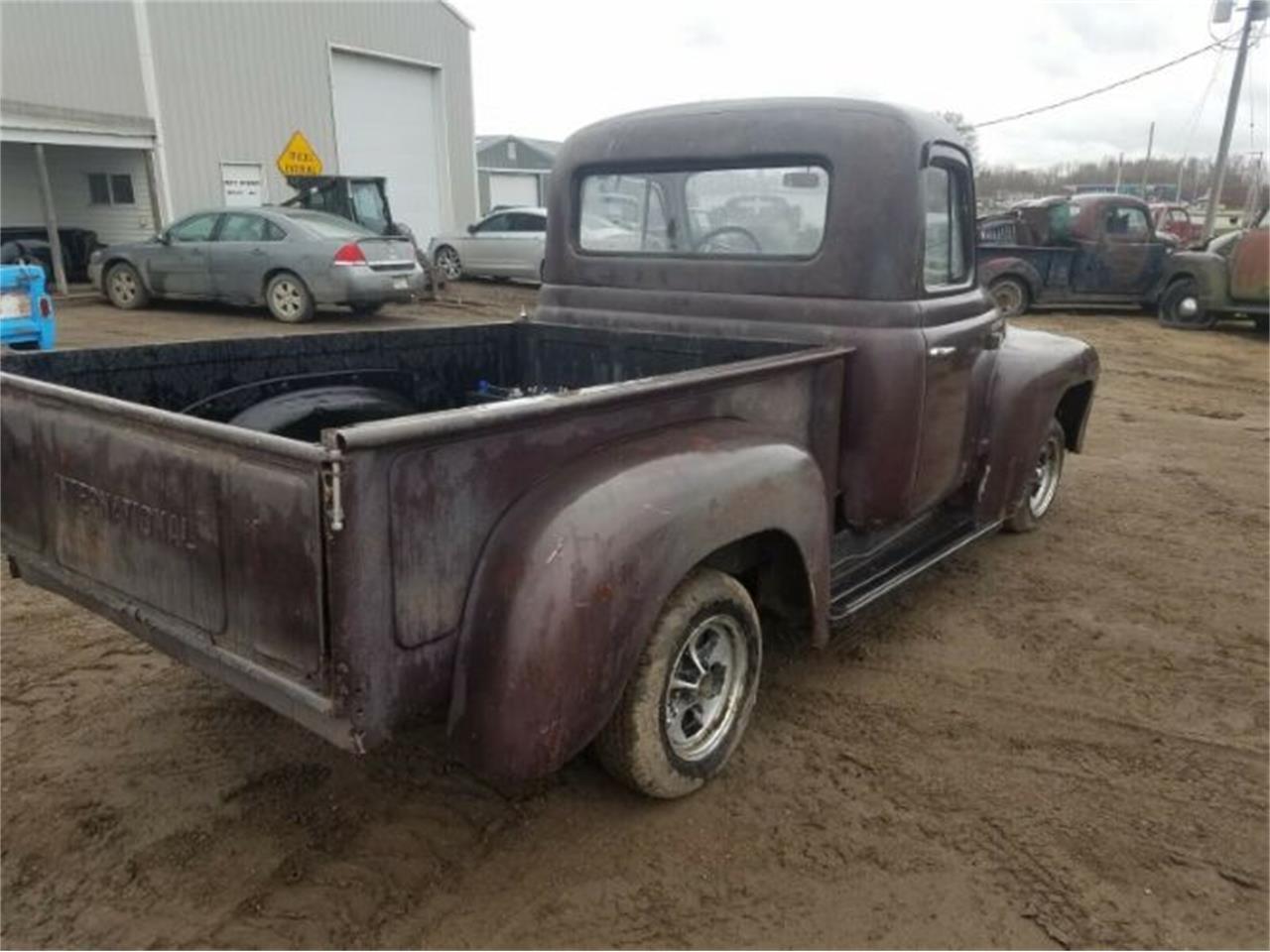 1955 International 100 (CC-1216293) for sale in Cadillac, Michigan