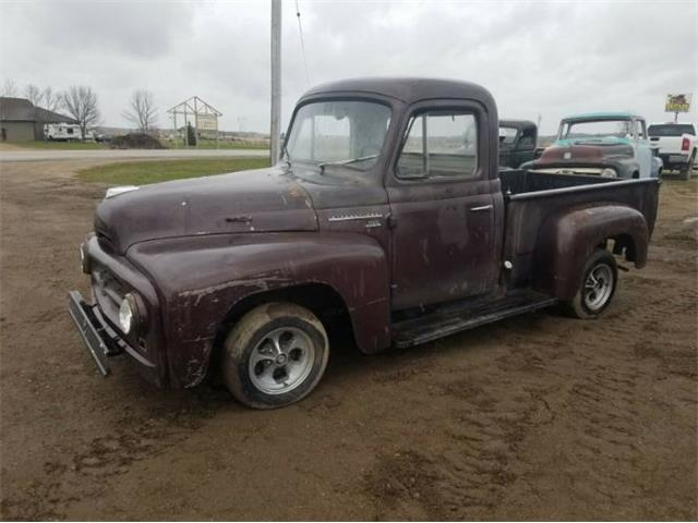 1955 International 100 (CC-1216293) for sale in Cadillac, Michigan
