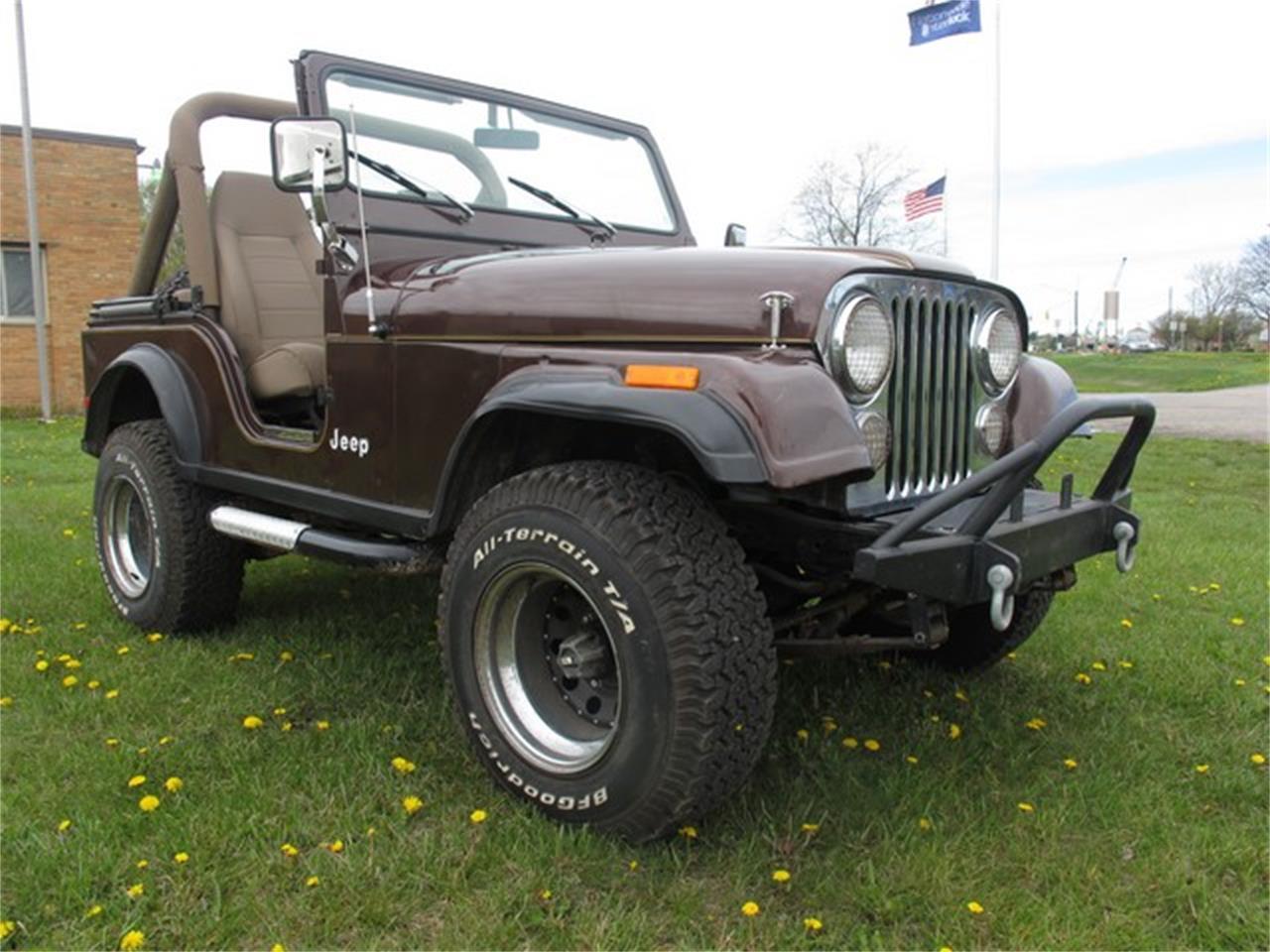 for sale 1980 jeep cj5 in troy, michigan cars - troy, mi at geebo