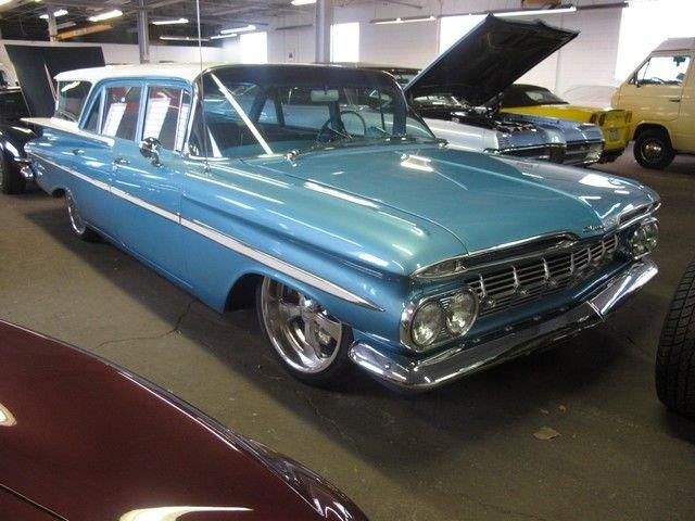 1959 Chevrolet Brookwood (CC-1216342) for sale in Troy, Michigan