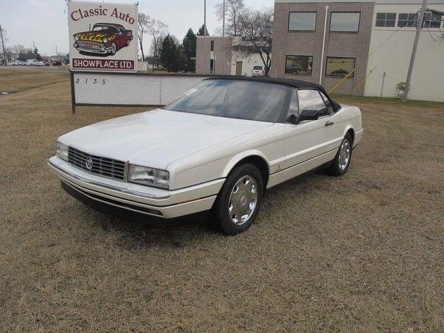 1991 Cadillac Allante (CC-1216348) for sale in Troy, Michigan