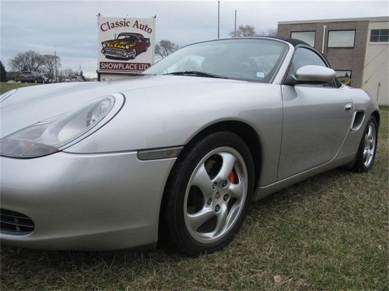 2000 Porsche Boxster (CC-1216351) for sale in Troy, Michigan