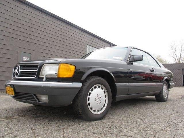 1991 Mercedes-Benz 560SEC (CC-1216353) for sale in Troy, Michigan
