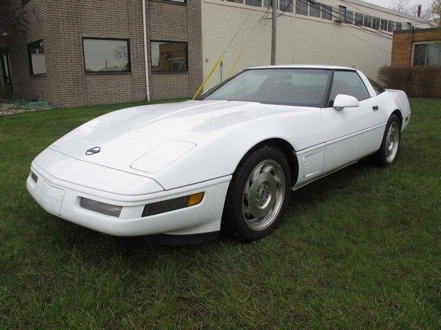 1996 Chevrolet Corvette (CC-1216354) for sale in Troy, Michigan